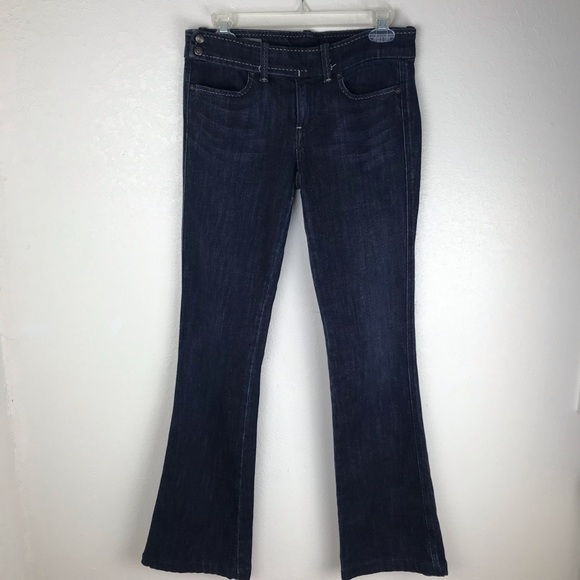 Citizens Of Humanity Denim - Citizens of Humanity trouser flare leg